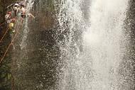 Adrenalina e muita água!