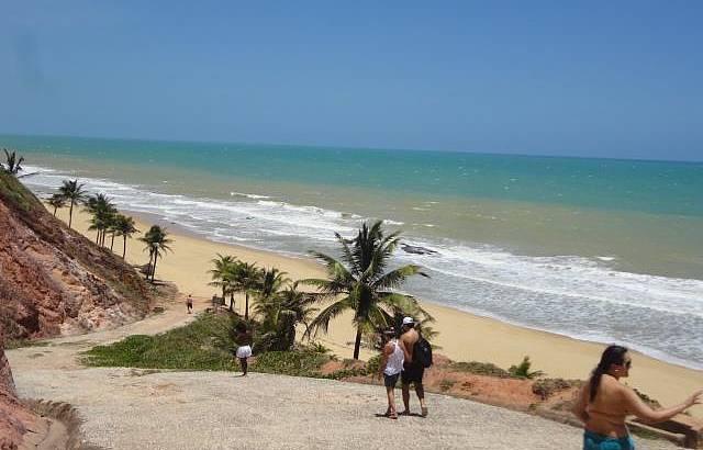 Praia de Jacarecica do Sul