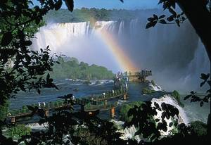 Verão em Foz do Iguaçu (PR): para lavar a alma!