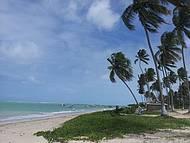 Uma das praias mais bonitas de Alagoas