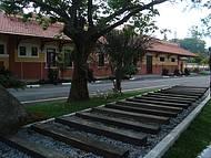 Estação, Ponto de Partida do Trem Turístico