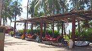 Espreguiçadeiras no Bora Bora