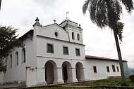 Imagens barrocas ocupam o antigo mosteiro