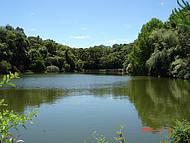 Lago na Aldeia dos Imigrantes
