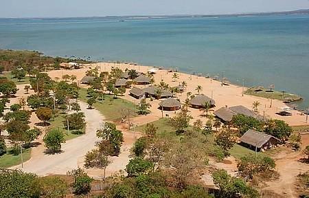 Praia das Arnos - Principal atrativo de lazer dos moradores da região Norte da cidade.
