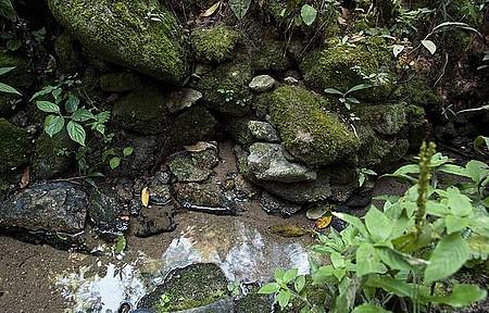 Rio Tietê - Nascentes têm águas limpinhas