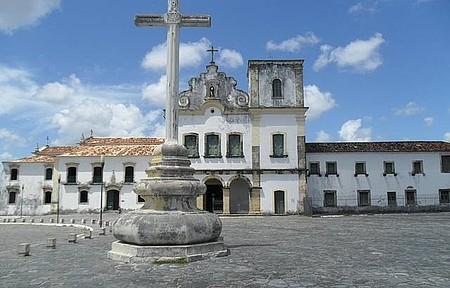 Cidades Históricas  - São Cristóvão e Laranjeiras - Igreja de São Francisco