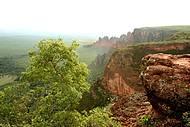 Cidade de Pedra é um dos cartões-postais da Chapada