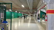 Galerias da Arena Palmeiras