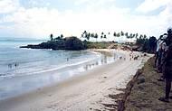 Um paraíso no litoral sul da Paraíba