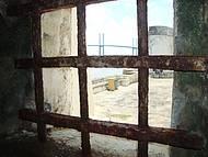 Uma das Salas de Prisão