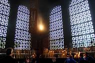 Sala das velas - Santuário de Aparecida
