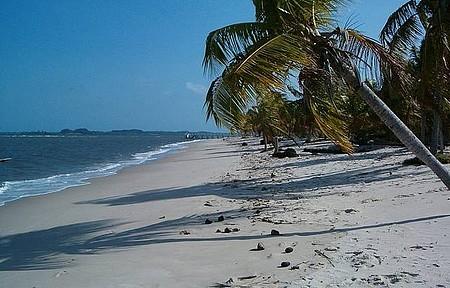 Começo de Tarde na Praia da Costa