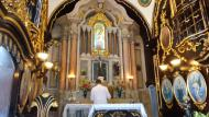 Altar do Convento N.S Penha