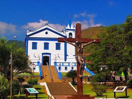 Vila é repleta de construções históricas