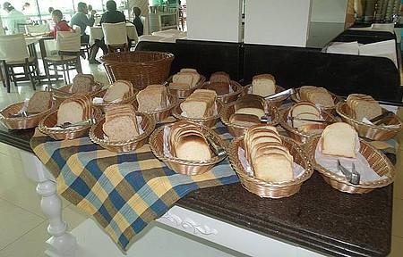 Fazzenda Park Hotel - Café da Manhã