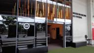 Museu do Bras. do Futebol/ no Mineirão
