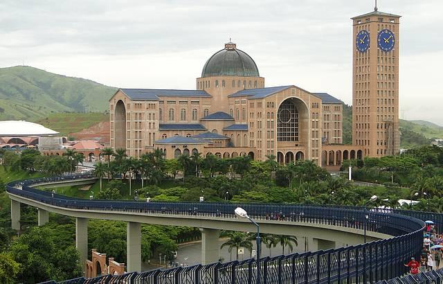 Vista da Basílica