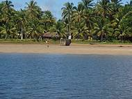 Rio Carapitangui, 200m Antes da Foz