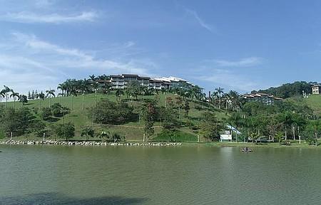 Fazzenda Park Hotel - Vista maravilhosa