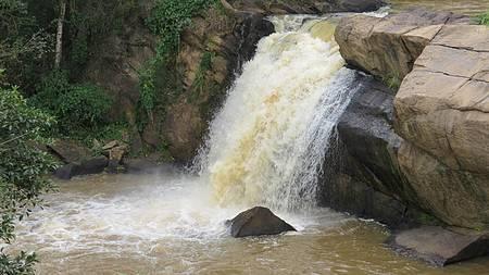 Cachoeira das andorinhas - Cachoeira