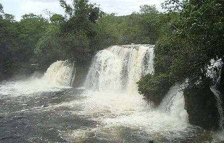 Cachoeira do Redondo - Simplesmente Espetacular