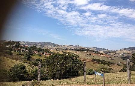 Pousada Monte Bello - Vista de parte da pousada