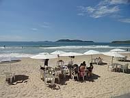 Praia  do Peró - Linda e aconchegante