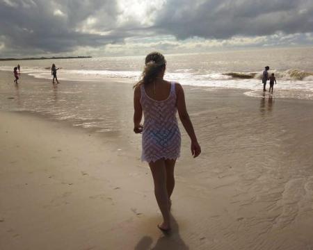 Praia - Ponto Turisticos