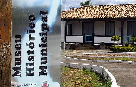 Museu Histórico Municipal - Identificação do museu
