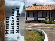 Identificação do museu
