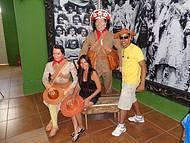 Lampião e Maria Bonita Centro Cultural de Recife