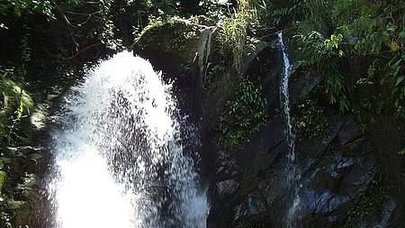 Queda d'água da cachoeira são josé