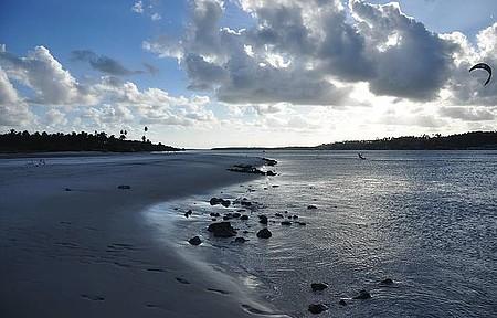 Barra do Cunhaú - RN - Lindo.