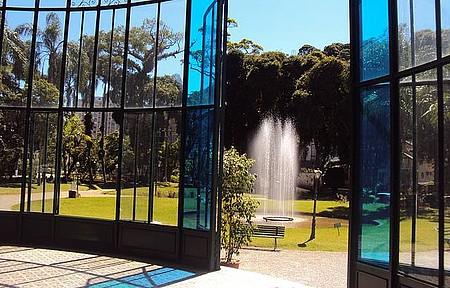 palácio de Cristal é palco para eventos