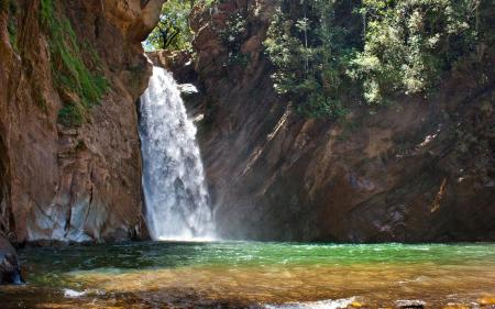 Parque Nacional da Serra do Gandarela - Cachoeira de Santo Antônio