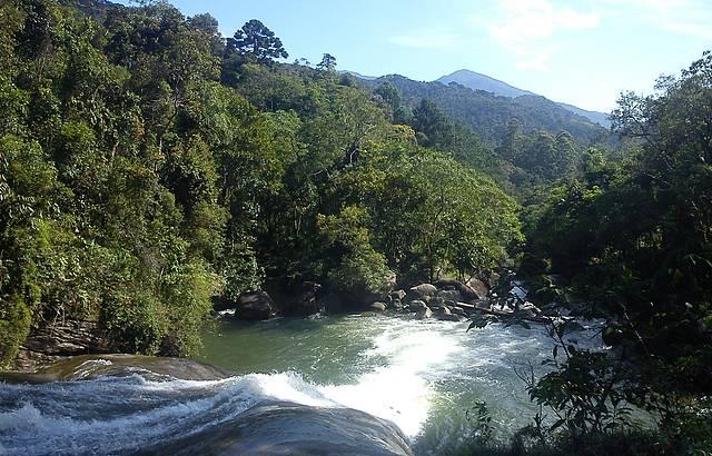 Cachoeira do Escorrega