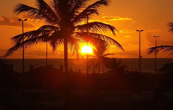 O nascer de um novo dia -23/03/2012