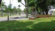 Parque Sólon no Centro
