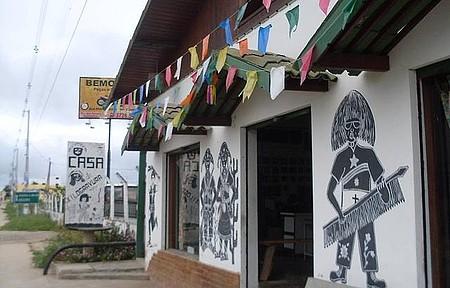 Casa da Xilogravura - Xilogravura