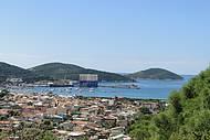 Vista do Porto de Arraial