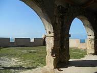 Ruínas do Forte de Taipirandu