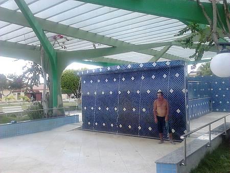 Praça Ana Oliveira - Paraiso das Aguas Quentes