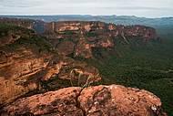 Mirantes naturais descortinam paisagens incríves