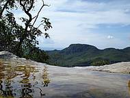Visual maravilhoso na cachoeira do Abismo!