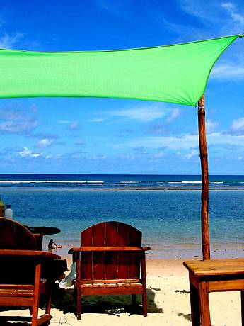 Praia de Mucugê