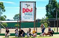 Resort oferece Dog Park para os peludos brincarem