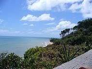 Vista do Farol de Cabo Branco para a Ponta do Seixas
