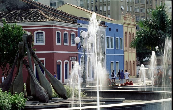 Salones Con Aparador Y Vitrina ~ Visitar o Centro Histórico, Florianópolis Férias Brasil