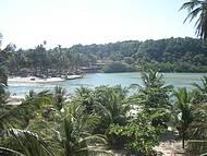 Praia do lado do rio